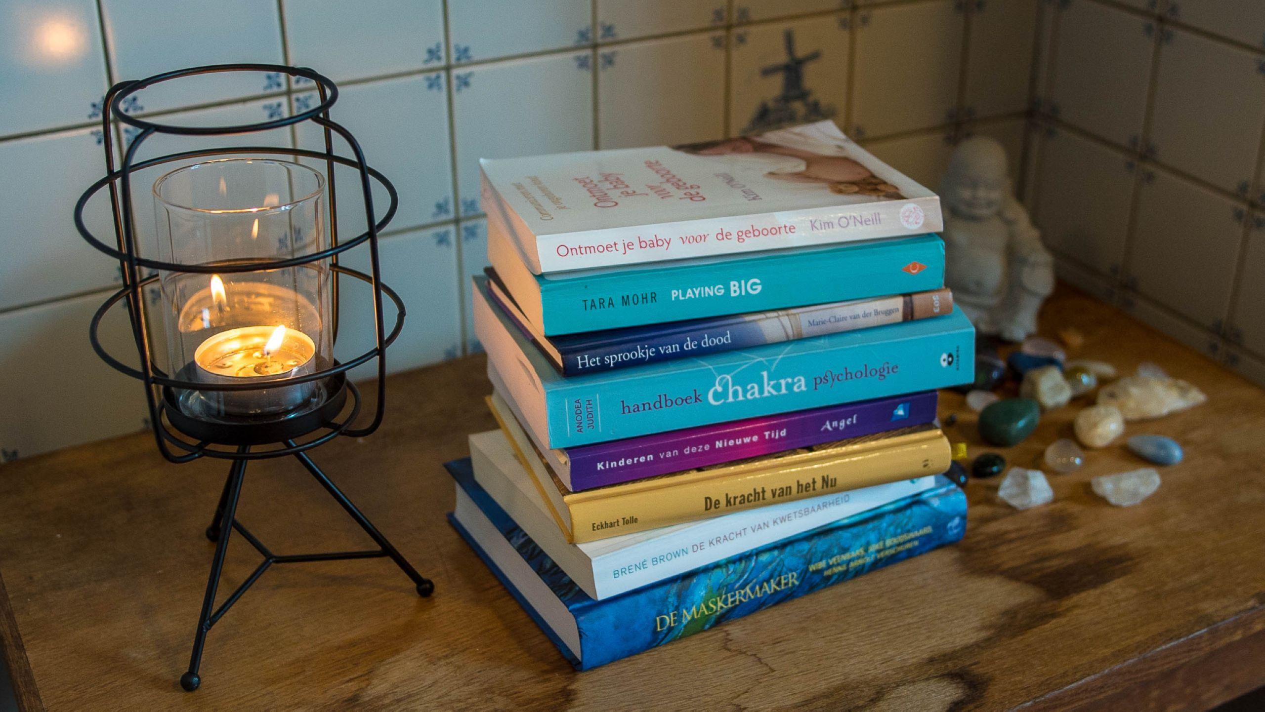 boeken chakra, tara mohr, de maskermaker